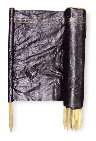 Silt Fence/Wood Stakes